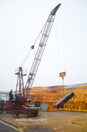 china latest news about New Derrick Crane Test In Factory