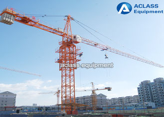 China Larger Capacity 5 Tons Cat Head Tower Crane For Civil Construction Projects supplier