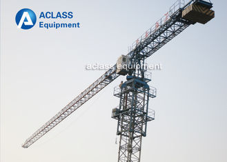 China High Performance 10 ton Topless Tower Crane with 2*2*3 Split Mast Section supplier
