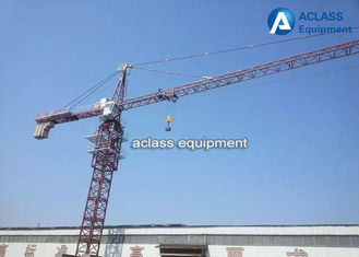 China Hydraulic Hammerhead Tower Crane Monitoring system with Tied In Device supplier