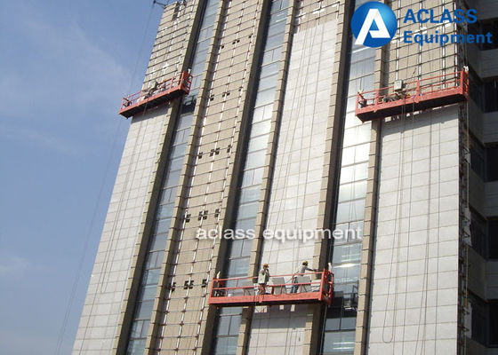 China 1000 1t Suspended Working Platform for External Building Wall Painting supplier