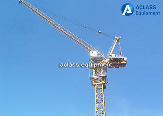 China High Storey Buildings Luffing Jib Crane Heavy Equipment With 10t Load Capacity supplier