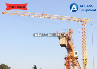 China Economic Self Erecting Tower Crane , Hydraulic Mobile Crane Assembly supplier
