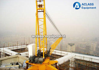 China 8000 Kg Derrick Crane 2420 Models Fixed Roof Floor Lifting Buildings Material supplier