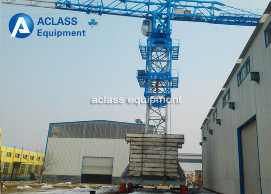 China Remote Control Mobile Tower Crane 380V/50Hz with Spare Parts Wire Rope supplier