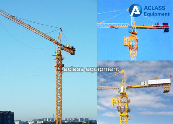 China High - Rise Buildings Crane Heavy Equipment Hydraulic F0 23B 10Tons supplier