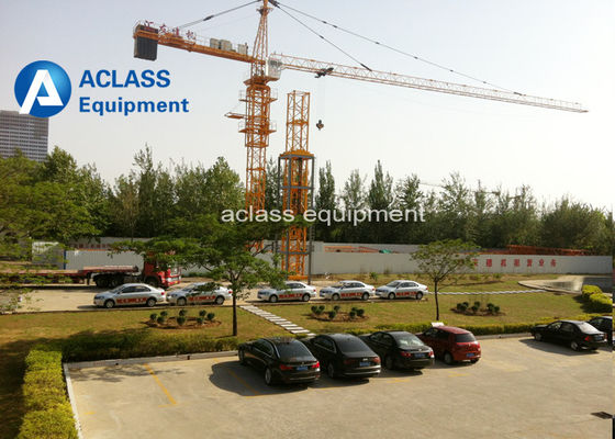 China QTZ-80 TC5612 Fixed Topkit Tower Crane Remote Control For Construction Building supplier