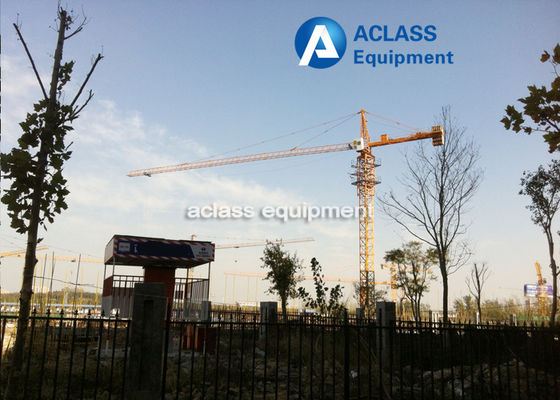 China qtz7040 External Tower Crane Manipulator Safety Monitoring System VFD Control supplier