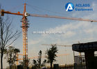 China 55m Jib Overhead Topkit Tower Crane , Construction Crane Lifting Machine factory