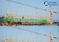 Good Quality Hammerhead Tower Crane & 400KN.m Hammerhead Tower Crane , Topkit Free Standing Crane Tower 29 meter on sale