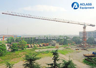 China Mobile Topless Rail Tower Crane With Undercarriage Mobile Base Foundation factory