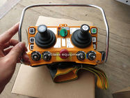 China Professional Wireless 2 Joystick Remote Controller And Press Buttons factory