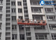 China Safety Suspended Construction Platform Building Cleaning Cradle For Window factory
