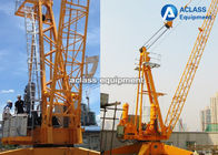 Professional Lifting Heavy Equipment 10 t Fixed Derrick Crane 24 Meters