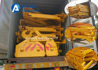 Topkit Tower Crane 2*2*3m Split Type Mast Section For Heavy Construction Equipment