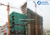 China Hammerhead Construction Lift Equipment , QTZ 125 Construction Crane Tower factory