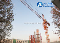 China 65m Jib Top Kit Tower Crane QTZ6515 Heavy Equipment Mobile External Climbing factory