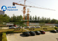 China QTZ-80 TC5612 Fixed Topkit Tower Crane Remote Control For Construction Building factory