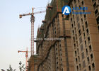 China Outrigger Hammerhead Tower Crane 2*2*3m Split Mast Section GOST factory