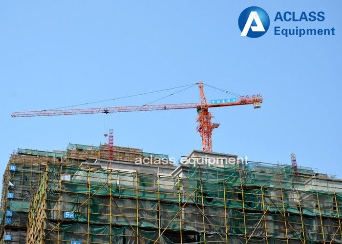 55m Jib Overhead Topkit Tower Crane / Construction Crane
