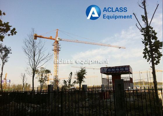 China Fixed types of Small Tower Crane qtz 25 for lower buildings construction distributor