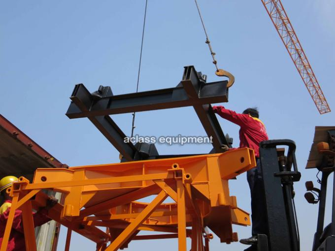 2.5 Ton Small Fixed Tower Crane Heavy Equipment for Lifting Building Materials