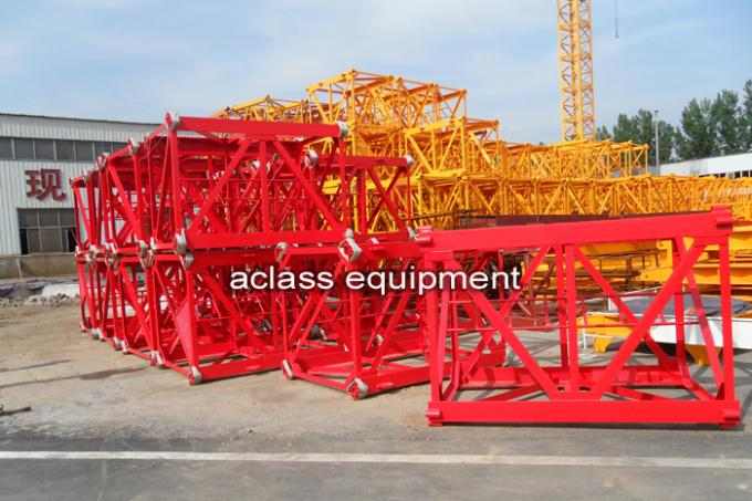 OEM Angle Steel 140*12mm Mast Section for Construction Tower Crane
