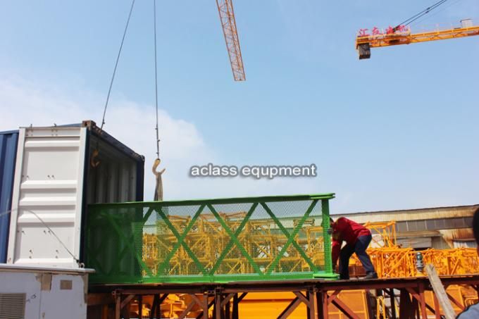 High - Rise Buildings Crane Heavy Equipment Hydraulic F0 23B 10Tons