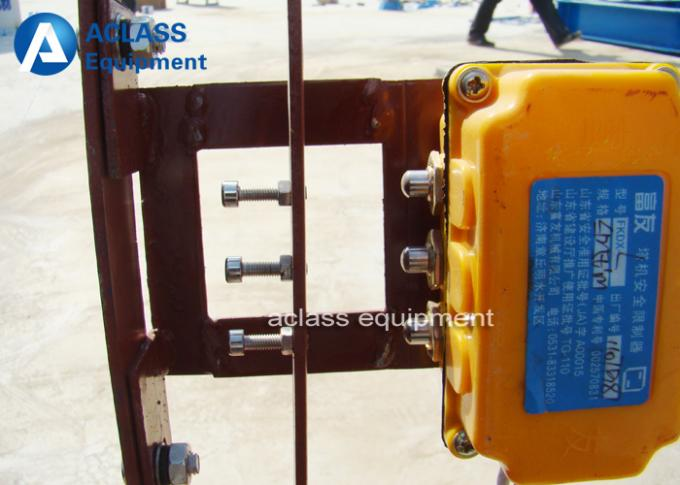 Safety Devices Topless Tower Crane 5t Crane Including Hydraulic Cylinder