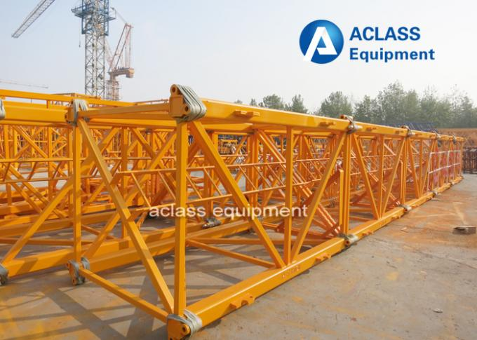 Blue White Spare Parts Block Structure Mast Section Used for 2.5 Ton To 25 Ton